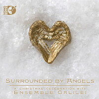 SurroundedbyAngels-天使に囲まれて〜クリスマスを祝して[CD+Blu-rayAUDIO]