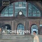 アレクサンドル・チェレプニン:ピアノ作品全集第2集
