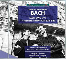 J.S.バッハ:組曲BWV997/トリオ・ソナタ集