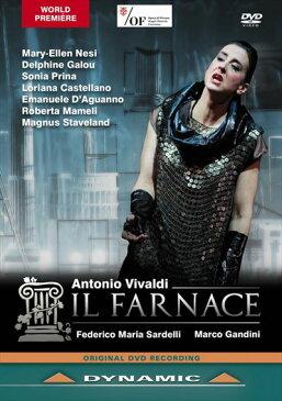 アントニオ・ヴィヴァルディ:歌劇「ファルナーチェ」RV711[2DVDs]《日本語字幕》