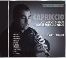 カプリッチョ〜20世紀と21世紀のオーボエ・ソロ作品集