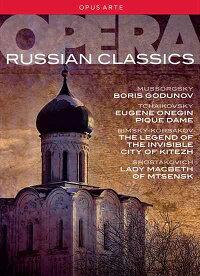 ロシア・オペラ・クラシックス[DVD,8Discs]