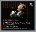 マリス・ヤンソンス:ベートーヴェン交響曲全集-交響曲 第7番.第8番+ヴィトマン「コンブリオ」