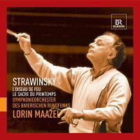 ストラヴィンスキー:組曲「火の鳥」/春の祭典