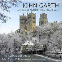 ジョン・ガース:鍵盤をともなうソナタ集Op.2&Op.4[2CDs]