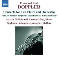 フルートと管弦楽のための作品集