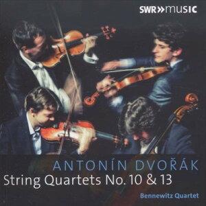 ドヴォルザーク:弦楽四重奏曲 第10番&第13番