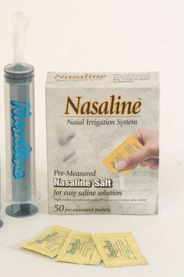 鼻にやさしく花粉症、鼻炎などによる鼻づまりがすっきりします 鼻うがい 鼻腔洗浄にオススメ!...