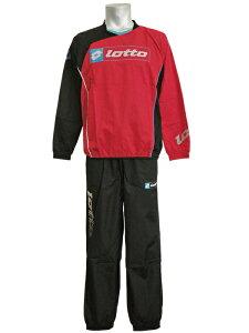 (ロット) lotto/トライアルスーツ/レッドXブラック/LSW9256L-RED-LSW9256P-BLKBLU