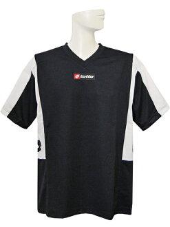 (組)LOTTO/遊戲襯衫短袖/dakuneibi X白/LOTTO-GAMESHIRT-DNVYWHT/郵件班次190日圆(衹卡把/1分限製為)
