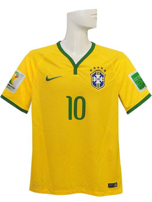 ブラジル代表 ユニフォーム 2014 アウェイ