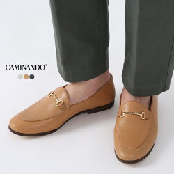 【20SSコレクション】,CAMINANDO〔カミナンド〕,2034W,レザービットスリッポンローファー
