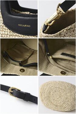 【21SSコレクション】,VIOLAd'ORO〔ヴィオラドーロ〕,V-8429,スクエアレザーハンドルトートカゴバッグ