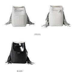 【21SSコレクション】,YAHKI〔ヤーキ〕,YH-353,サイドフリンジドローストリング2WAYレザーバッグ