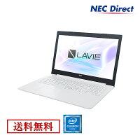 GN11FJRAD-XZ000(NECノートパソコンLAVIEDirectNS(ホワイト)【Celeron/Officeなし/1年保証】)