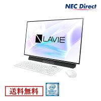 PC-GD187CEAF(NECデスクトップパソコンLAVIEDirectDA(H)(ホワイト)【Corei7/8GB/1TB/Officeなし/1年保証】)