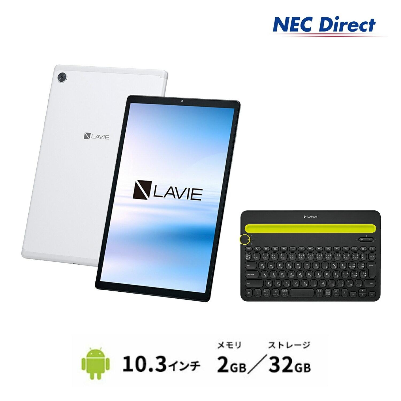 スマートフォン・タブレット, タブレットPC本体 NEC LAVIE Tab EYS-TE510KAS-LKBMediaTek Helio P22T2GB10.3IPS(WUXGA)()