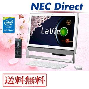 公式NEC直販【全品送料無料】【デスクトップパソコン LaVie DA】【21.5型】【Windows8.1Update...