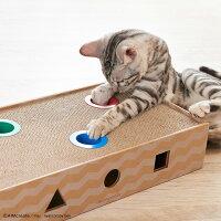 mju:ニャンコロビーボックスタイプ/猫用ボールトーイ