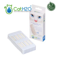 CatH2O交換用デンタルケアタブレット8個入/循環式自動給水器