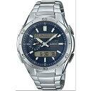 【国内正規品】[カシオ] 腕時計 ウェーブセプター 電波ソーラー WVA-M650D-2AJF シルバー