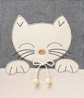 (^O^)/猫の手!!特価!!☆~~にゃんこのれんロング~~☆150x85