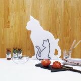 (^O^)/新作入荷!!☆~~なかよし・黒猫さん・と・白猫さん~~☆トイレマットと便座カバーで1SET