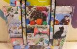 (^O^)/今春夏物新作!!大人気ですょ!!☆~~かわいい・キュートなねこ・ネコ・猫た~~くさん保冷機能付大型トートバック~~☆お買い物に・・・プールサイドに・・・レジャーに・・・ちょっと濡れた物を入れても安心ですょ*,.,.,.*