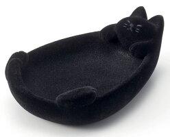 ☆彡デコレ黒猫メモスタンド