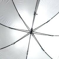 ★2013新作★晴雨兼用傘<UV99%カット>☆~~雨が降るのが楽しみニャ!!ちょうちょとお散歩しましょ~~ぃぇ・・ぃぇ・・お日様といっしょにお散歩しましょ~~☆ピンク【ねこドットプリント】☆スライド式の手開き傘