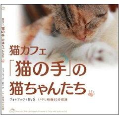 猫の手で暮らす猫ちゃんたちのほんわか写真集&DVD猫カフェ「猫の手」の猫ちゃんたち [DVD]