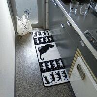 (*^_^*)☆ネコのシルエットがかわいい、人気キッチンシリーズのNEWアイテムレシピスタンドS
