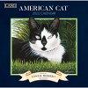 【ロウエル・ヘレロ】2022猫のミニカレンダーアメリカンキャッツ