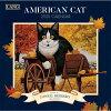 【ロウエル・ヘレロ】2020猫のミニカレンダーアメリカンキャッツ