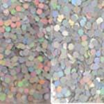 MysticFlakes ホロシルバー/ヘキサゴン 1mm 0.5g【ネイルアート/アートアクセサリー/ラメ/ホログラム/グリッター/ネイル用品】