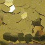 MysticFlakes メタリックLG/ヘキサゴン 2.5mm 0.5g【ネイルアート/アートアクセサリー/ラメ/ホログラム/グリッター/ネイル用品】