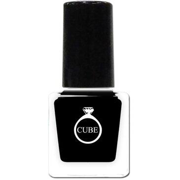 BN キューブネイルカラー CBN-04 ブラック 7mL 【ネイルカラー/マニキュア/ポリッシュ/ネイル用品】