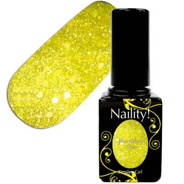 Naility! ステップレスジェル 082 スパークリングパイン 7g 【ソークオフ/カラージェル/ポリッシュ タイプ/uv led 対応/国産/ジェルネイル/ネイル用品】