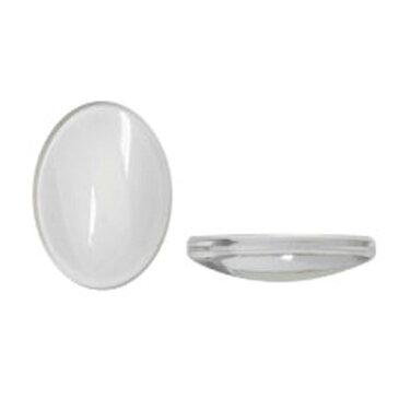 Krimth オーバルガラス ディスプレイビーズ 24P 【ネイルバッグ/ネイルポーチ/収納/ネイルサロン備品/カラーチャート/カラーサンプル】