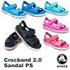 クロックス(CROCS) クロックバンド 2.0 サンダル PS(crocband 2.0 sandal PS) サン...