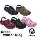 クロックス(CROCS) クロックス ウィンター クロッグ(...