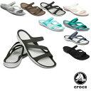 クロックス(CROCS) スウィフトウォーター サンダル ウィメン(Women's Swiftwater Sandal)レディース サンダル【女性用】 [AA]【10】の商品画像