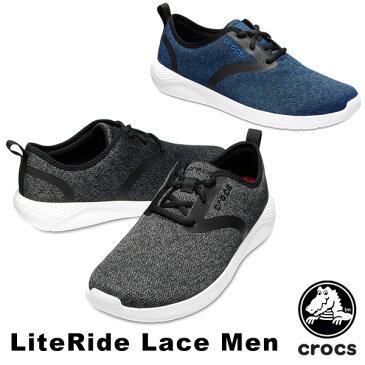 【送料無料】クロックス(CROCS) ライトライド レース メン(literide lace men )【男性用】【楽ギフ_包装選択】【r】[BB]