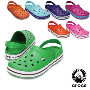【送料無料】CROCS Crocband Men's/Lady's クロックス クロックバンド 11016 メンズ/レディース サンダル【男女兼用】【楽ギフ_包装選択】【r】【31】[BB]