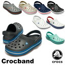 【送料無料】CROCS Crocband Men's/Lady's ク...