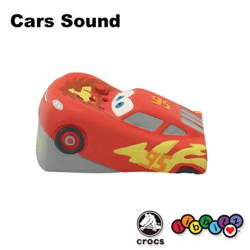 【メール便不可】クロックス(CROCS)ジビッツ(jibbitz) 3D ジビッツ(jibbits)カーズ サウンド(cars sound) /クロックス/シューズアクセサリー/マックィーン/ディズニー【楽ギフ_包装選択】[AA]