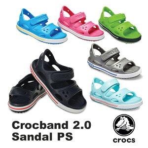 クロックバンド 2.0 サンダル PS(crocband 2.0 sandal PS) サンダル