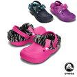 【送料無料】クロックス(CROCS) ブリッツェン 2.0 アニマル プリント キッズ(Blitzen 2.0 Animal Print Kids) サンダル【ボア ショートブーツ ベビー & キッズ 子供用】【楽ギフ_包装選択】【r】【20】