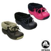 【送料無料】クロックス(CROCS) ブリッツェン ラックス コンバーチブル キッズ(Blitzen Luxe Convertible Kids) サンダル【ボア ショートブーツ ベビー & キッズ 子供用】【楽ギフ_包装選択】【r】【24】[AA]