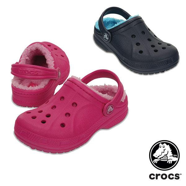 クロックス(CROCS) クロックス ウィンター クロッグ キッズ(crocs winter clog k) サンダル【ベビー & キッズ 子供用】 [AA]【31】